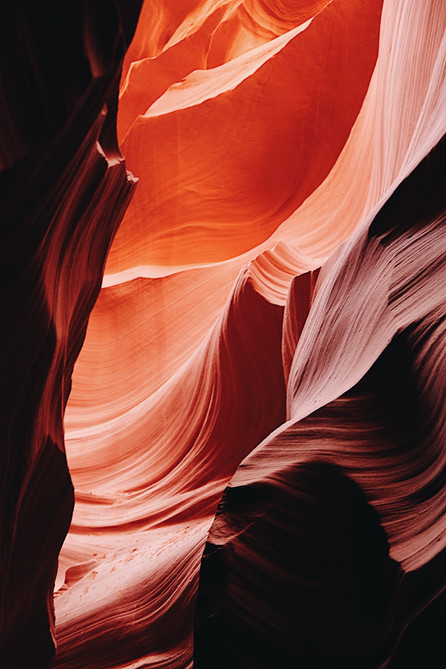 """""""waves of orange"""", antelope canyon"""
