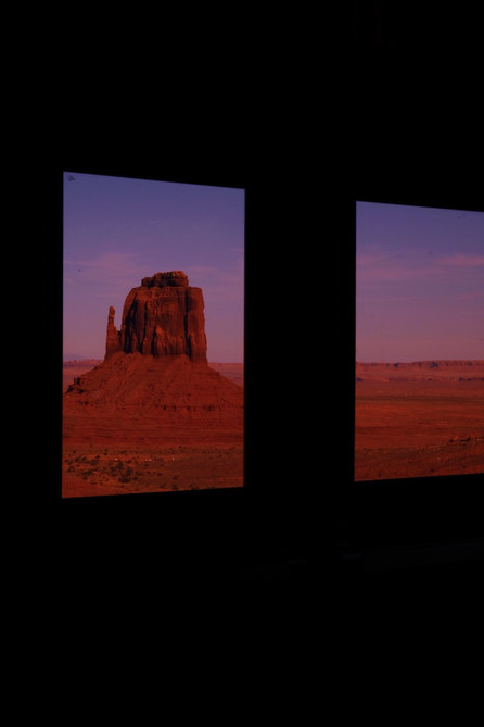 """""""window shopping"""", monument valley"""