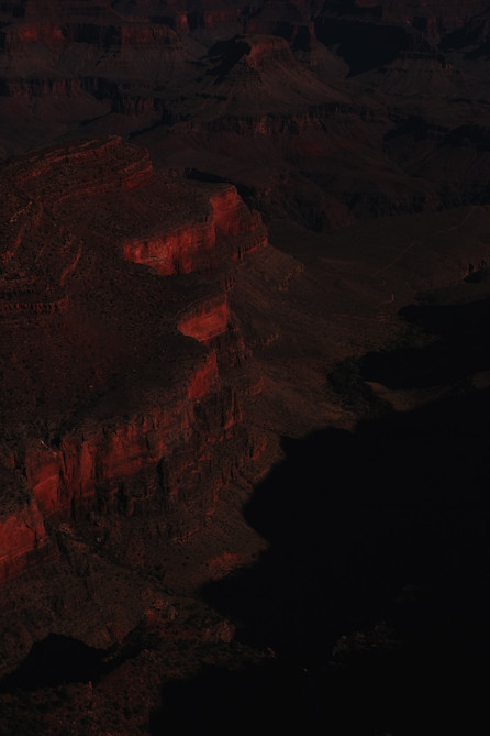 """""""ongoing thread"""" grand canyon"""