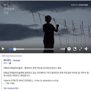 Cómo abandonar un barco en Corea del Sur