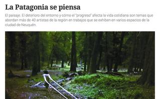 La patagonia se piensa