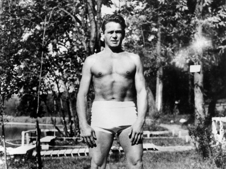 Joseph Pilates: The Man Behind The Mat