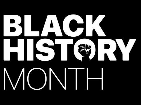 Fresh February: Black History Month