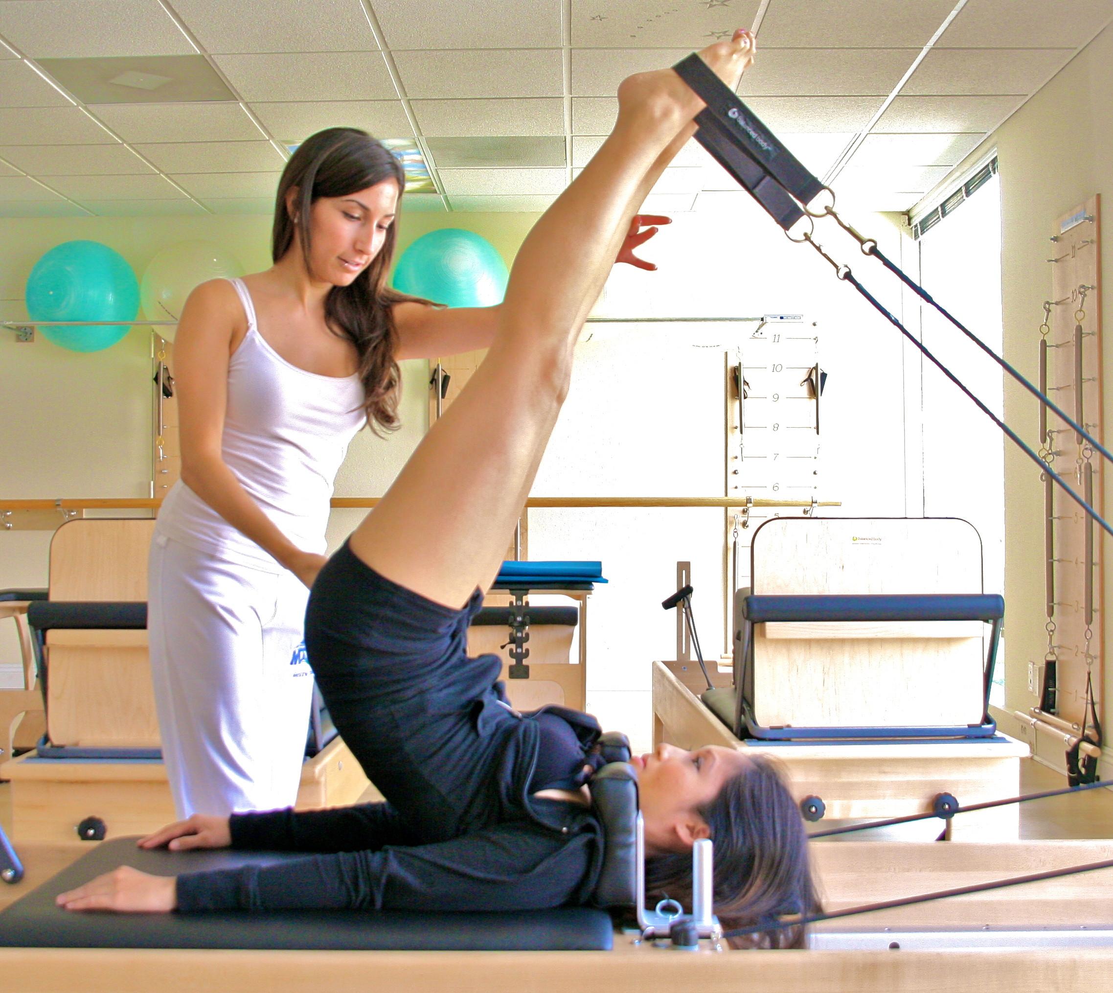 Private Pilates Session