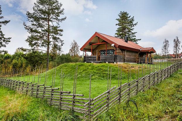Ferienhaus Bergsäng Stuga