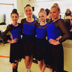 Our beautiful teen small group performed tonight bringing home Extreme Gold and 9th place OA in the