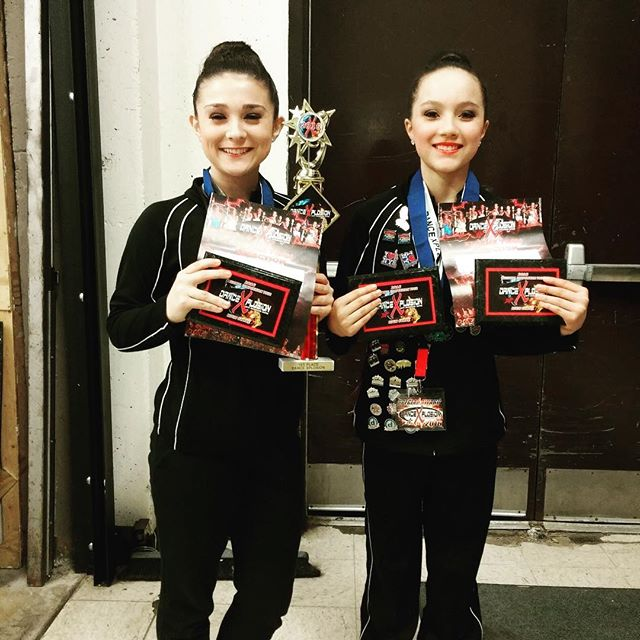 Congratulations to our Junior soloists, Cassie and Sophia at Dance Xplosion!__Little Cupid (Sophia)