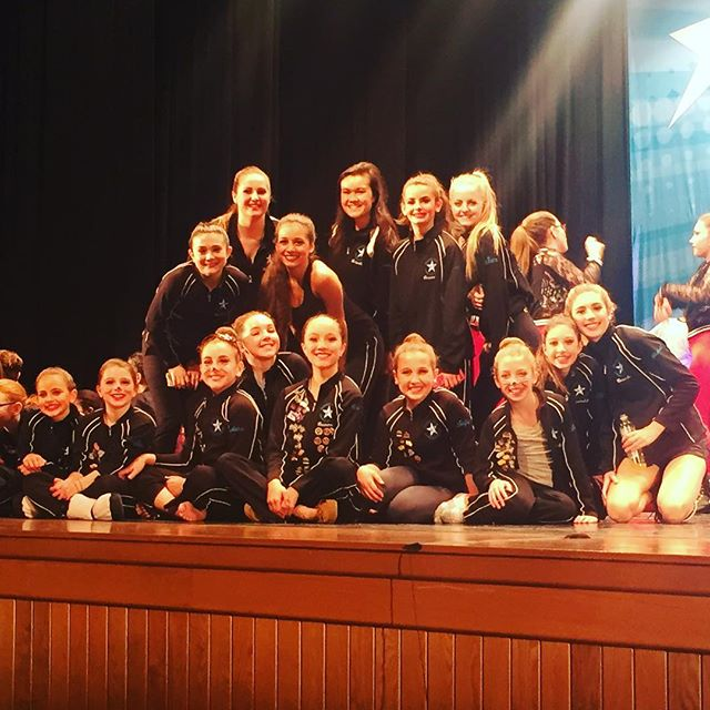 Congratulations dancers on a fabulous first night of competition! 5 Platinums, 6 High Golds, 3 Golds