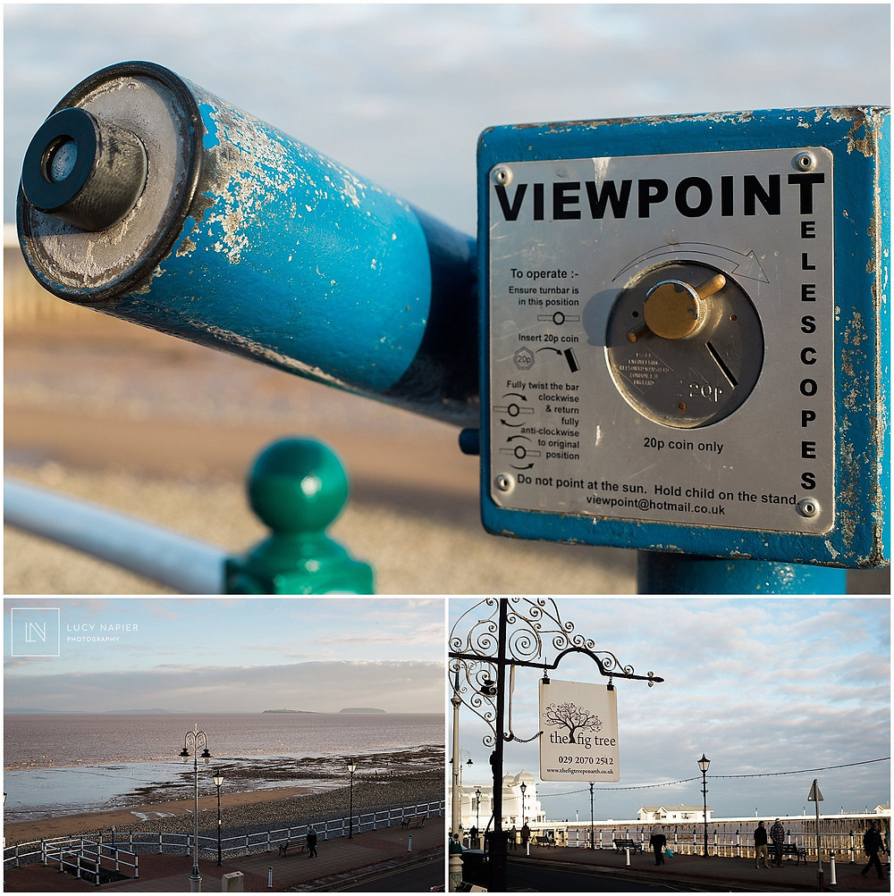 viewpoint penarth pier