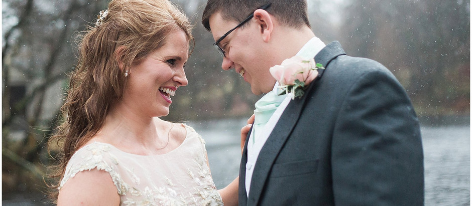 AN INTIMATE LAKE DISTRICT WEDDING AT GILPIN LAKE HOUSE - EMMA + BEN