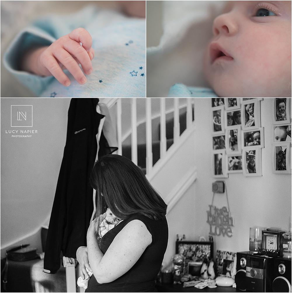 newborn baby photography lucy Napier