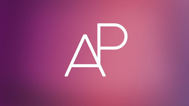 The Actor's Playroom AP LOGO with Back C