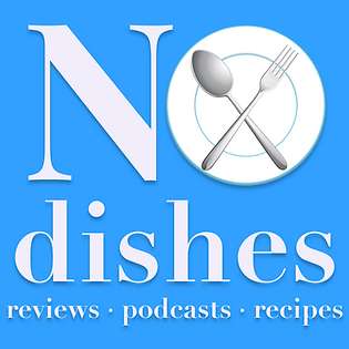 No Dishes Medai Podcast Page