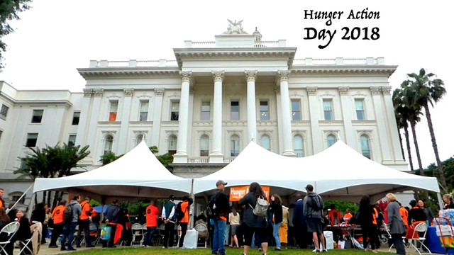 Hunger Action Day 2018