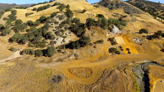 Mine Reclamation Project at Sulphur Creek Mining District