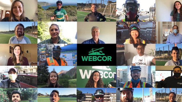 Intern Class of 2020 - Welcome to Webcor!