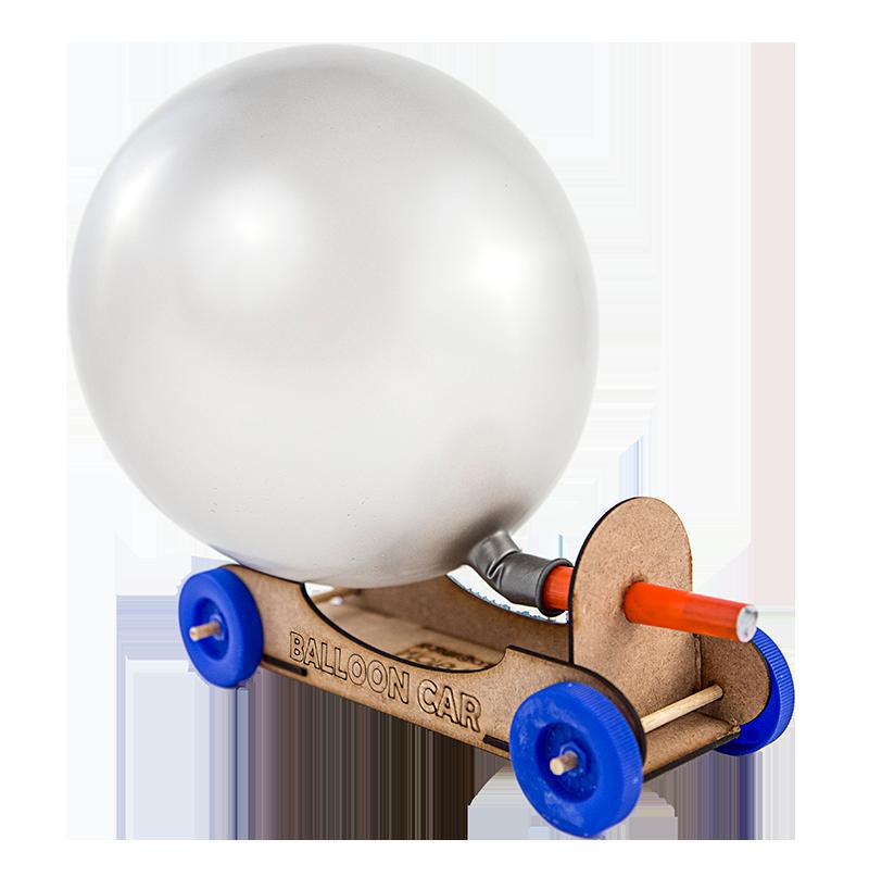 S.T.E.M. Balloon Car