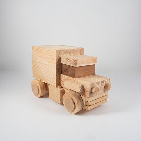 Chunky Truck Luton
