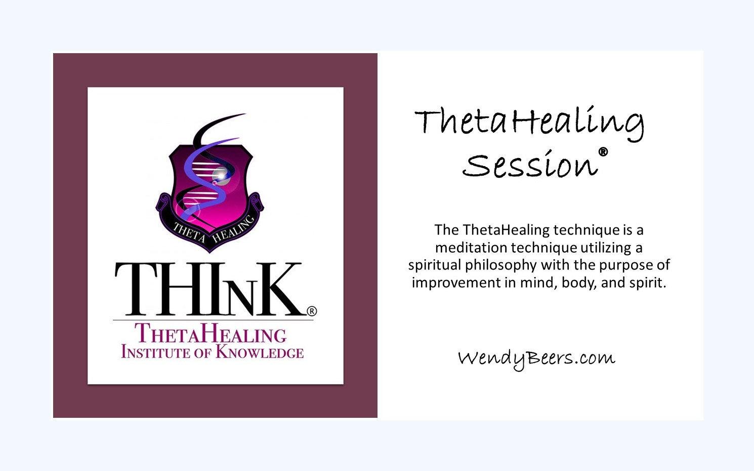 ThetaHealing® Session