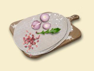Klassisch & hitverdächtig: Elsässer Flammkuchen