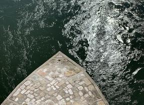 Wie die Donau zu ihrem Strudel kam