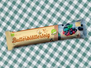 Klassisch mit Butter: ein Blätterteig für Gourmets