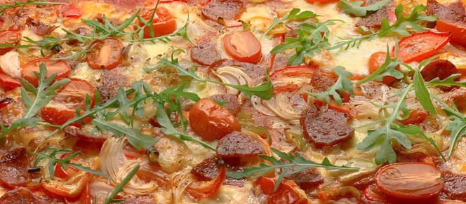 Scharfes Highlight: Unser Pizza-Kit geht ab wie Rakete