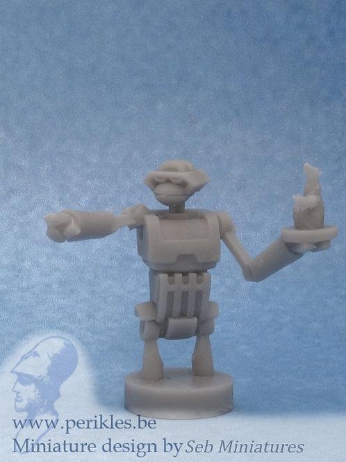 Robot Tank Commander