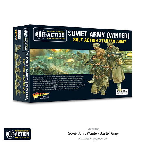 Soviet Winter - Starter Armee