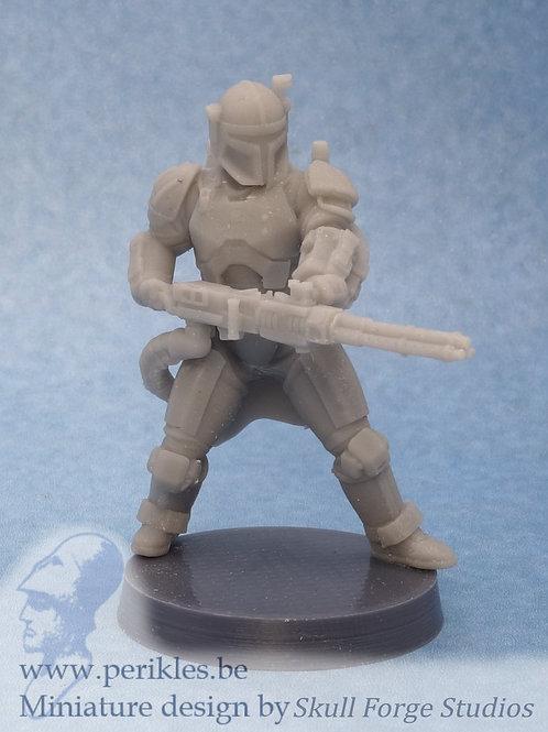 Iron Crusader