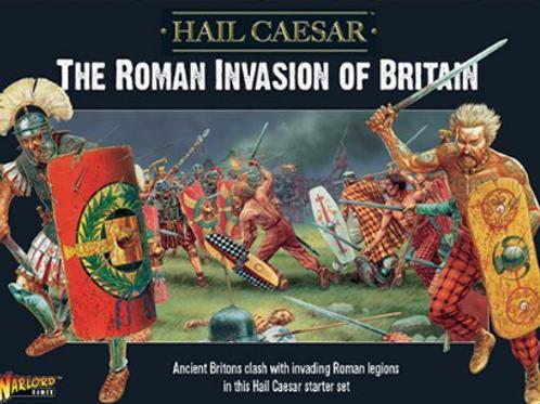 Die römische Invasion in Großbritannien - Starter Set