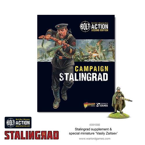 Stalingrad Kampagnenbuch
