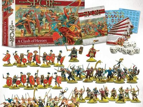SPQR - A Clash of Heroes - Starter Set
