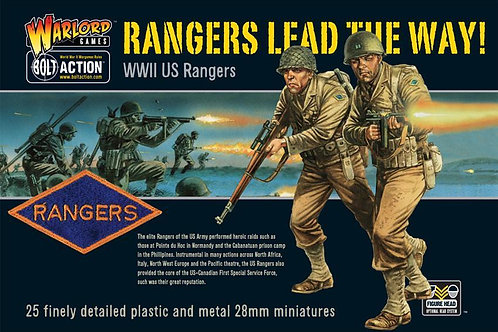 Rangers - Lead the way!