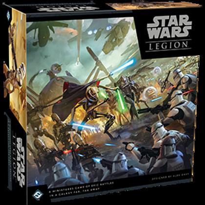 Star Wars Legion - Clone Wars / Die Klonkriege