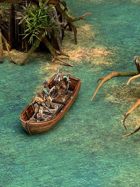 Sumpf-Spielmatte