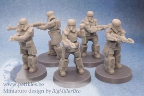 Snowsuit Exotroopers