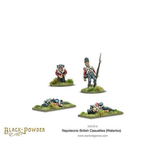Napoleonic British Casualties (Waterloo)
