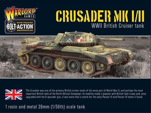 Crusader MK I / II Panzer