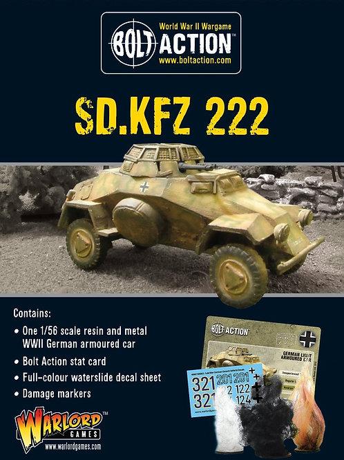 Sd.Kfz 222