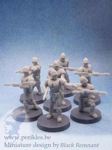 Alien Royal Guard Squad