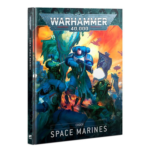 Codex Adeptus Astartes - Space Marines