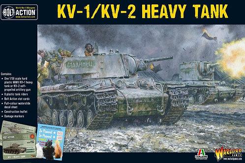 KV 1 / 2 Tank