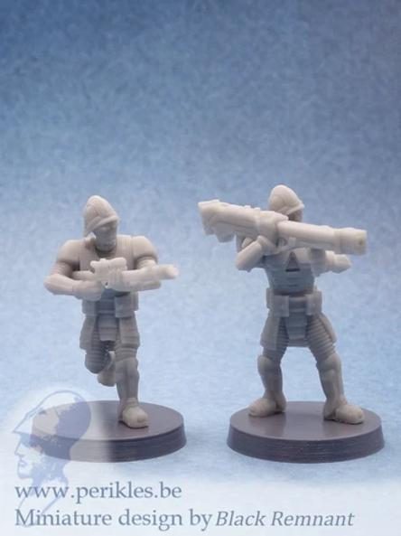 Alien Royal Guard Specialists