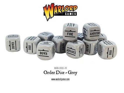 Order Dice - Grau