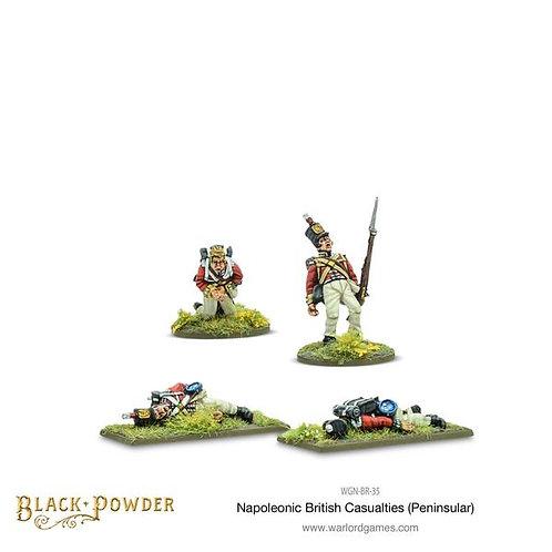 Napoleonic British Casualties (Peninsular)