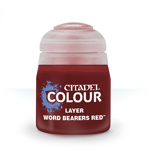 Word Bearers Red