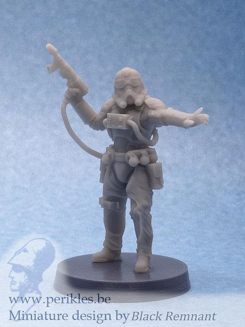 Recon Squad Pilot Trooper