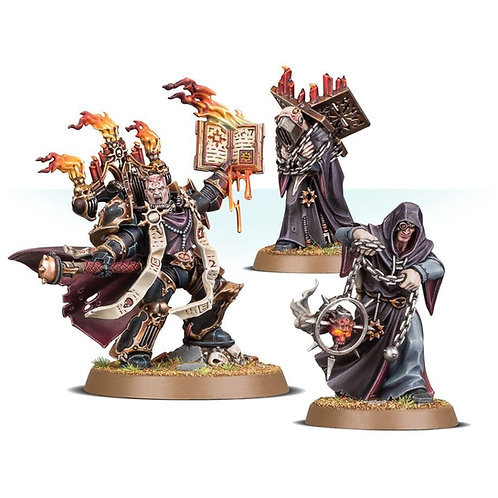 Dark Apostle - Chaos Space Marines