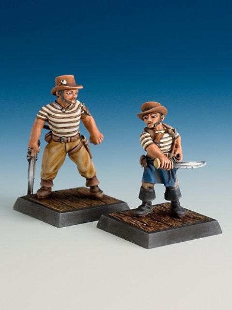Pirat und Cuchillo #1